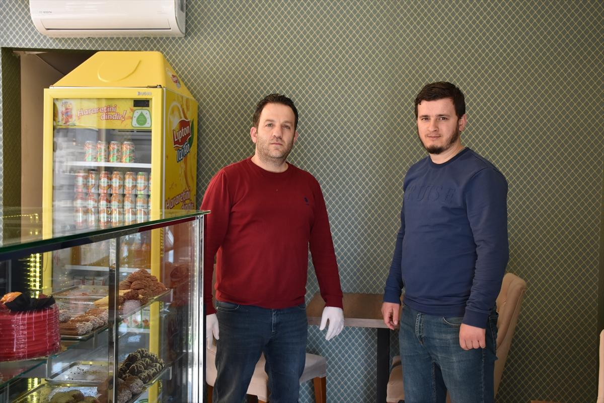Trabzonlu esnaf Halkbank'ın destek paketiyle rahatladı