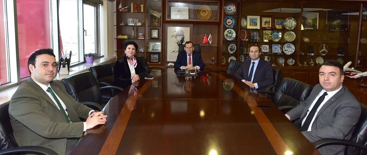 """TTSO Başkanı Hacısalihoğlu'ndan """"Nefes Kredisi"""" değerlendirmesi:"""