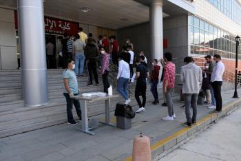 Trabzon'da YKS heyecanı