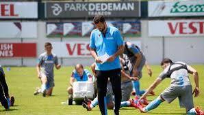 Trabzonspor 8. kez COVID-19 testtinden geçti