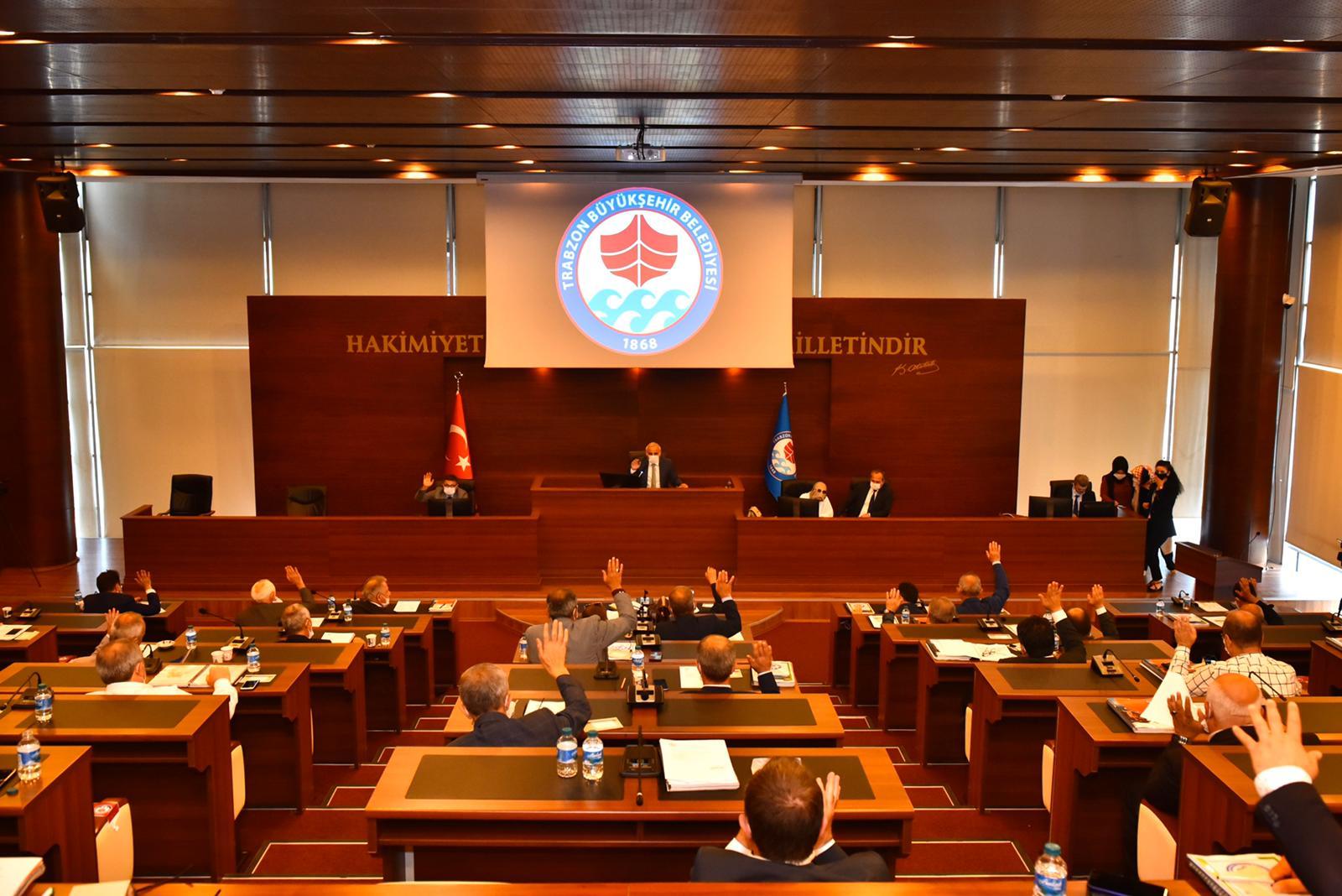 Büyükşehir Belediyesi Haziran Ayı İlk Toplantısı Yapıldı