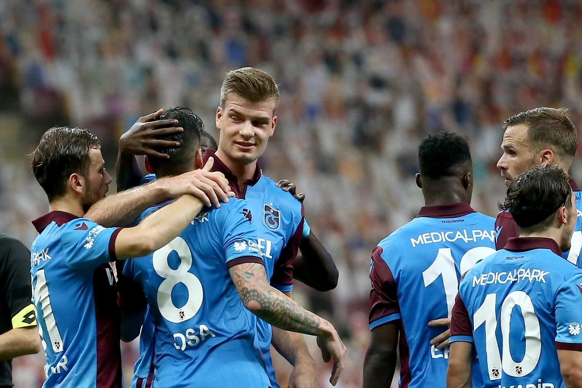 Sörloth, Trabzonspor tarihine geçti