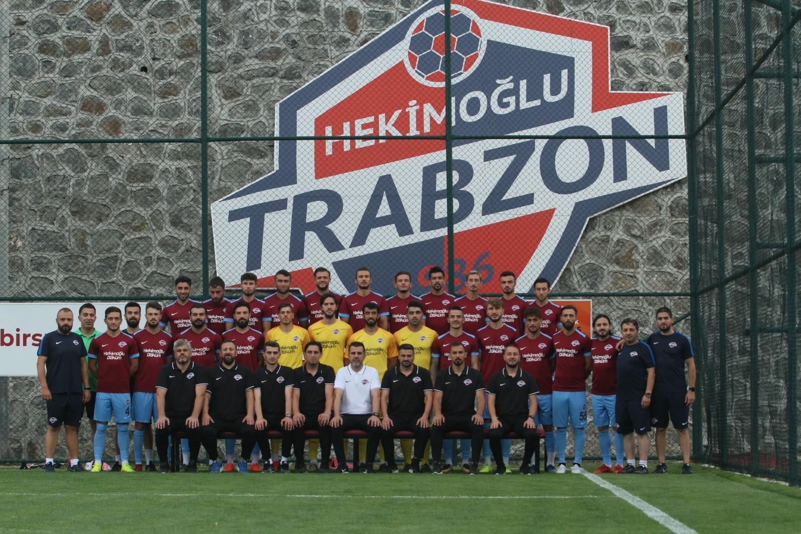 Hekimoğlu Trabzon FK, Antalya yolculuğu öncesi COVİD-19 testinden geçti