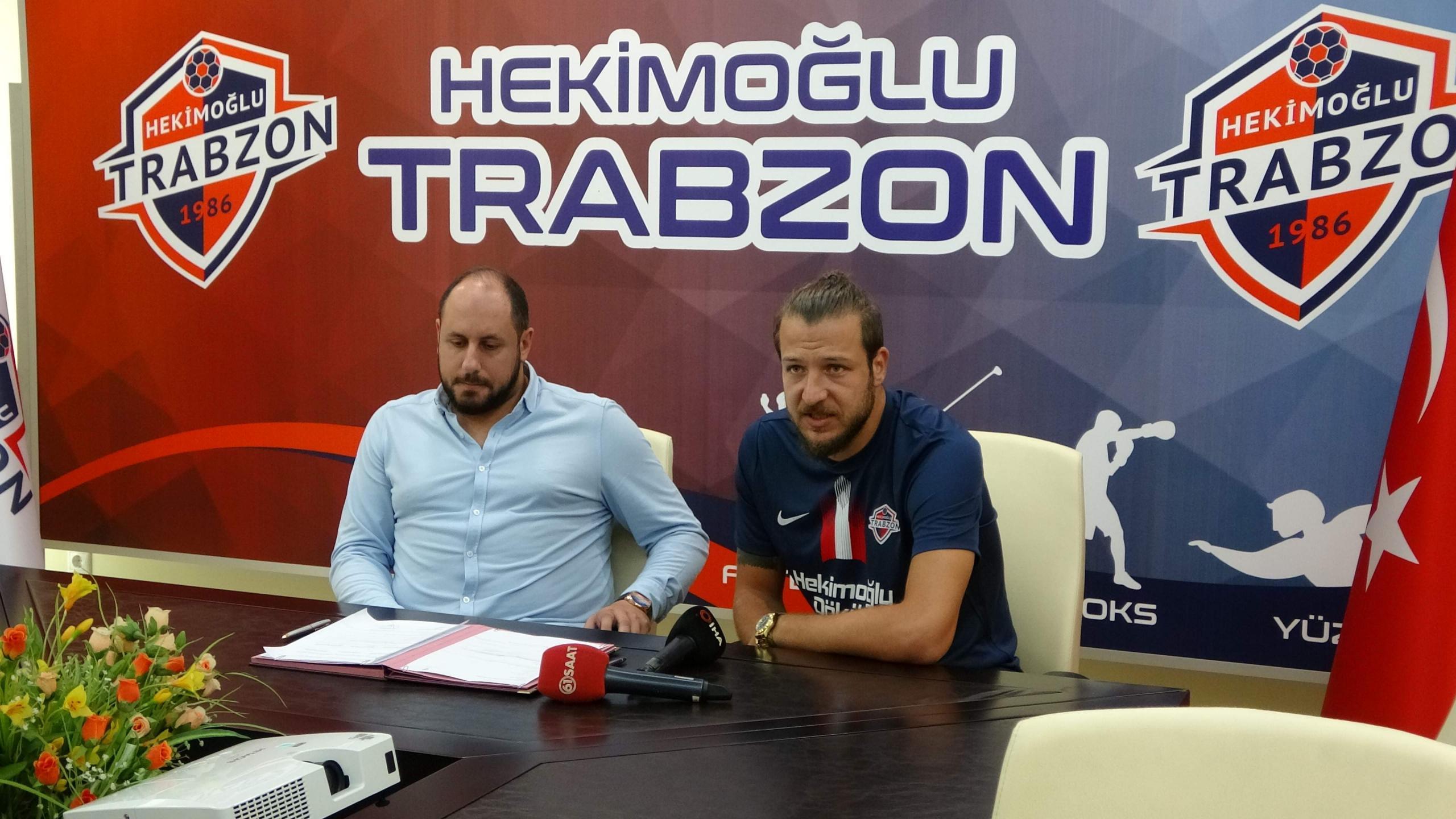 Batuhan Karadeniz, Hekimoğlu Trabzon F.K'da