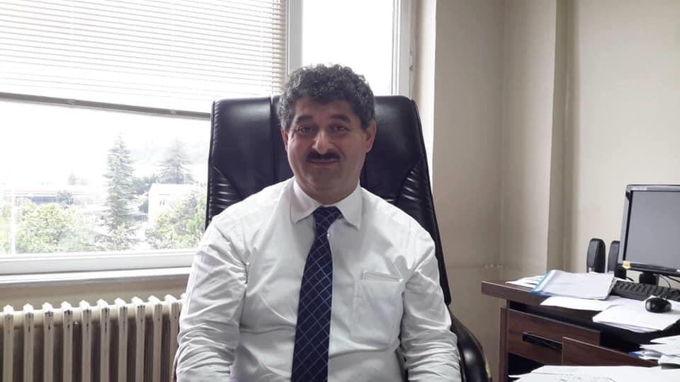 Trabzon Büyükşehir Belediyesi Yol Yapım ve Onarım Daire Başkanı Türker, korona virüs nedeniyle hayatını kaybetti