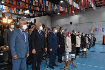 AK Parti Tonya İlçe Başkanlığı 7. Olağan Kongresi yapıldı