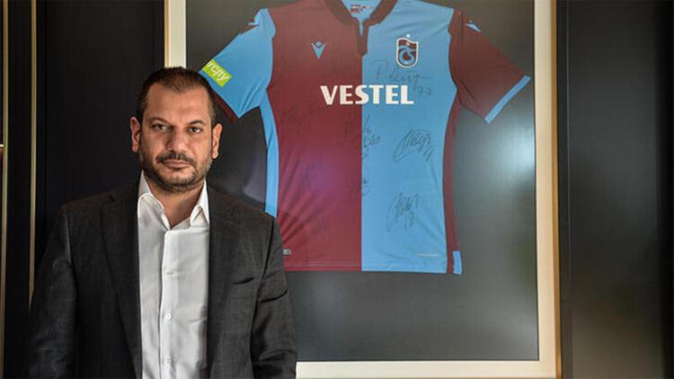"""Trabzonspor Başkan Yardımcısı Ertuğrul Doğan: """"Şampiyonluk yarışı içinde olacağız"""""""