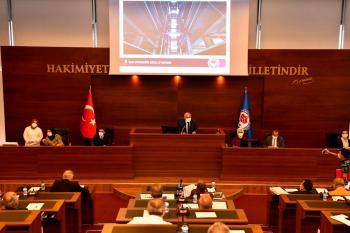 Büyükşehir Belediye Meclisi Eylül Ayı İlk Toplantısı Yapıldı
