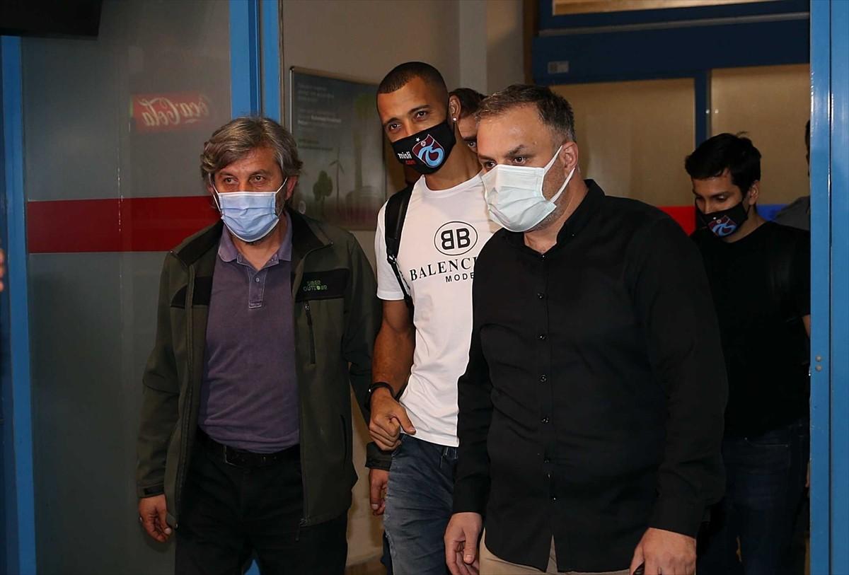 Vitor Hugo, Trabzon'a geldi