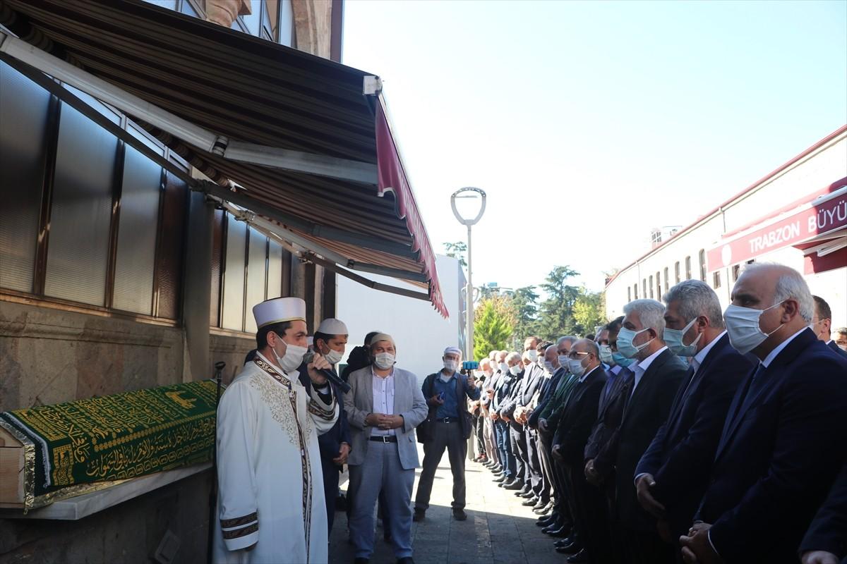 AK Parti Trabzon Milletvekili Adnan Günnar'ın acı günü