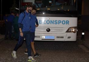 Trabzonspor, Büyükşehir Belediye Erzurumspor maçına hazır