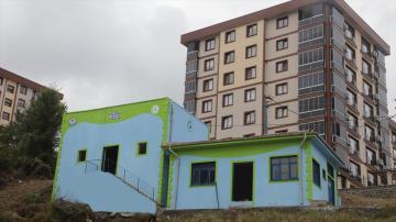 Trabzon'da su depoları yenileniyor