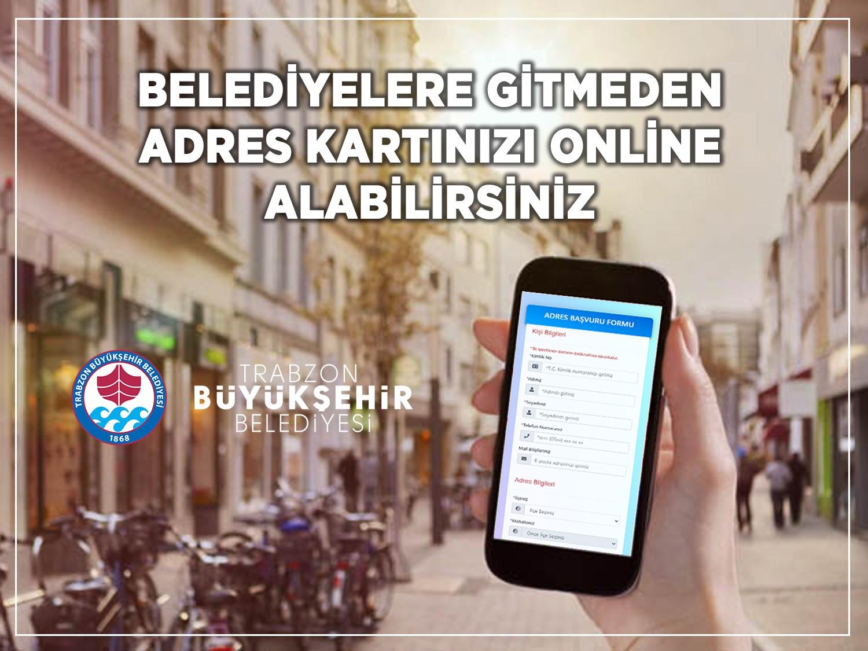 Büyükşehir'den Online Adres Bilgisi Atağı