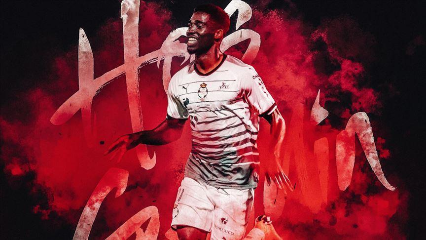 Trabzonspor, Djaniny Semedo'yu transfer etti