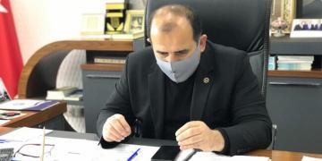 Arsin Belediye Başkanı Gürsoy'un Kovid-19 testi pozitif çıktı