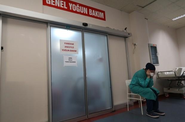 """Trabzon'da """"Kovid-19 Mücadelenin Kahramanları"""" adlı belgesel hazırlandı"""