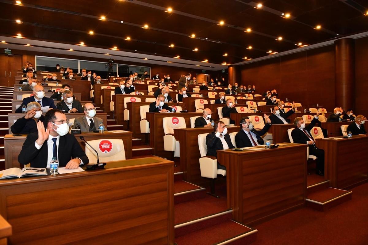 Trabzon Büyükşehir Belediye Meclisi aralık ayı ilk toplantısı yapıldı