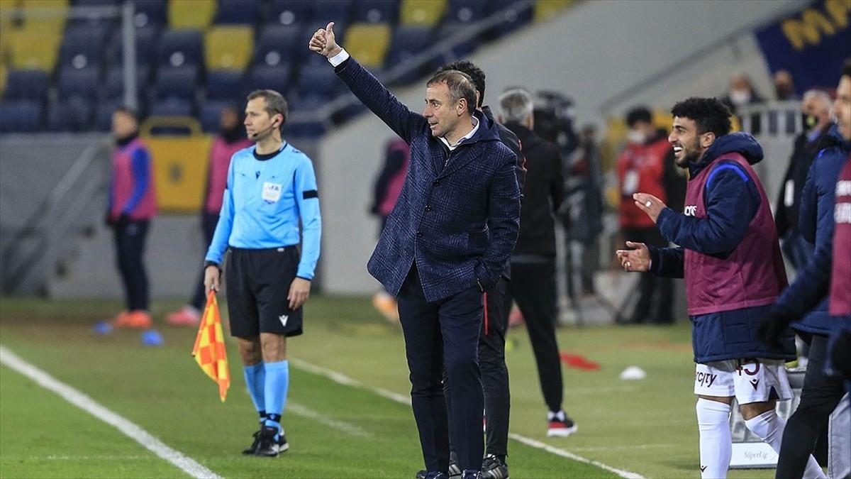 Trabzonspor Abdullah Avcı ile daha fazla puan topladı