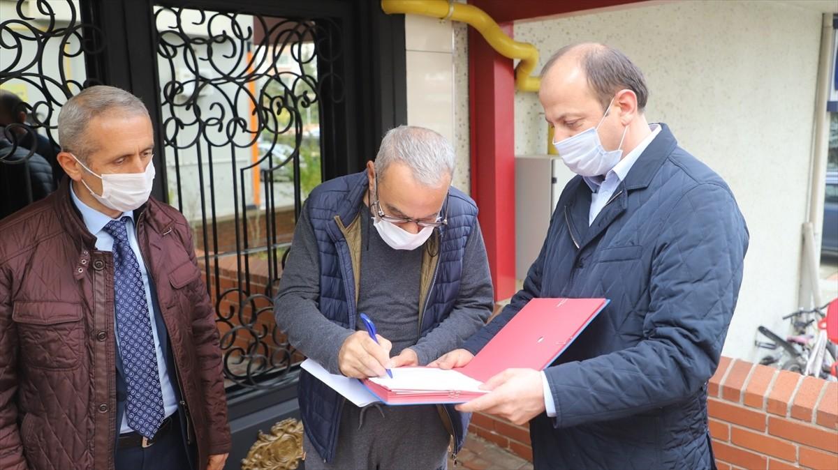Trabzon'da 65 yaş ve üstü ile engellilere yapılandırma kolaylığı