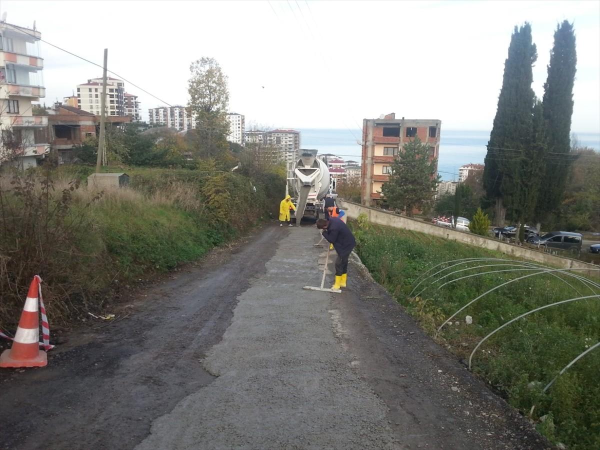 Büyükşehir Belediyesi sokağa çıkma kısıtlamasında çalışmalarını sürdürdü