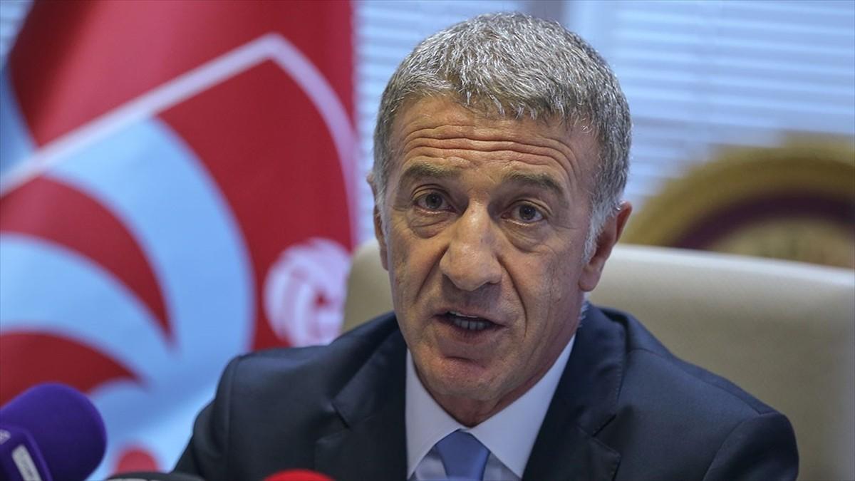 Ahmet Ağaoğlu: Trabzonspor Kulübü Türk futbolunda her zaman ilkleri başaran bir kulüptür