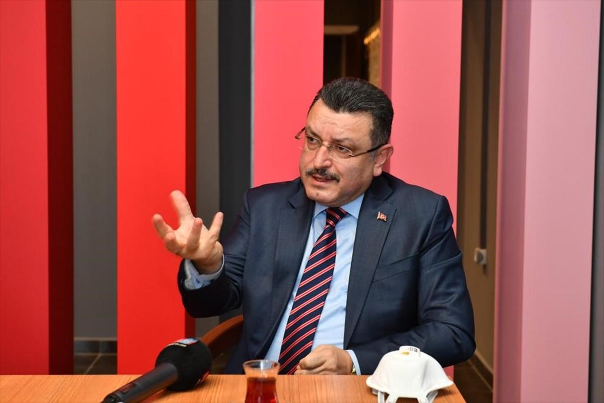 Ortahisar Belediye Başkanı Ahmet Metin Genç'ten Yavuz Selim Sahası müjdesi: