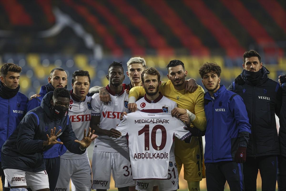 Trabzonspor'da galibiyetler devam ediyor