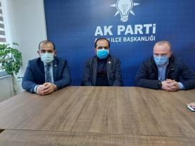 MİLLETVEKİLİ BALTA'DAN ARSİN'E ZİYARET