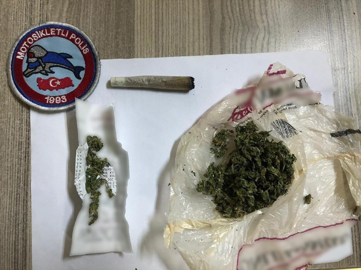 Trabzon'da uyuşturucu operasyonları