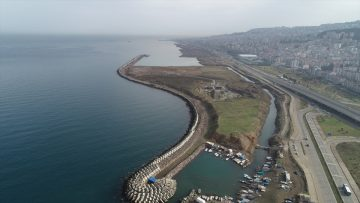 Trabzon'da yapılması planlanan su sporları merkezi, yeni başarıların kapısını aralayacak