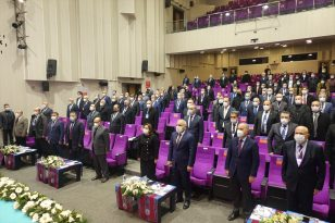 """""""Pandemi Sonrası Bölgesel Kalkınma Toplantıları""""nın üçüncüsü Trabzon'da yapıldı"""