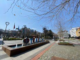 """""""Çok yüksek risk"""" kategorisinde bulunan Trabzon sakin bir gün geçiriyor"""