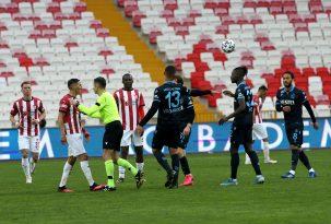 Trabzonspor 1 puana razı oldu