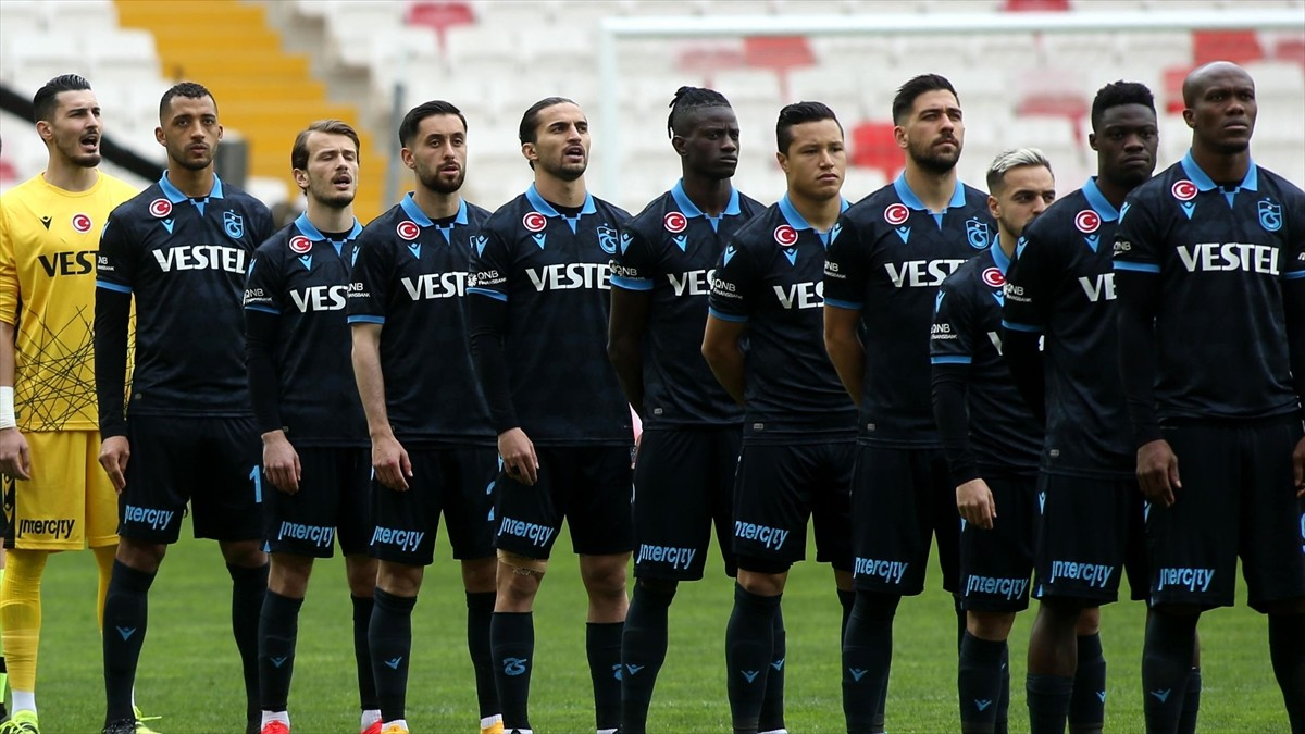 Trabzonspor gol yollarında sıkıntı yaşıyor