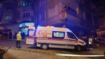 Trabzon'da ailesinden 3 kişiyi silahla yaralayan zanlı gözaltına alındı
