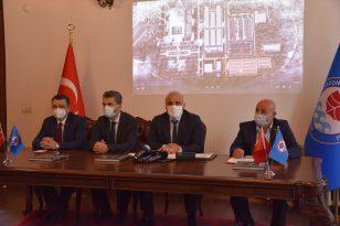 Trabzon'da Avrasya Pazarı Projesi başlıyor
