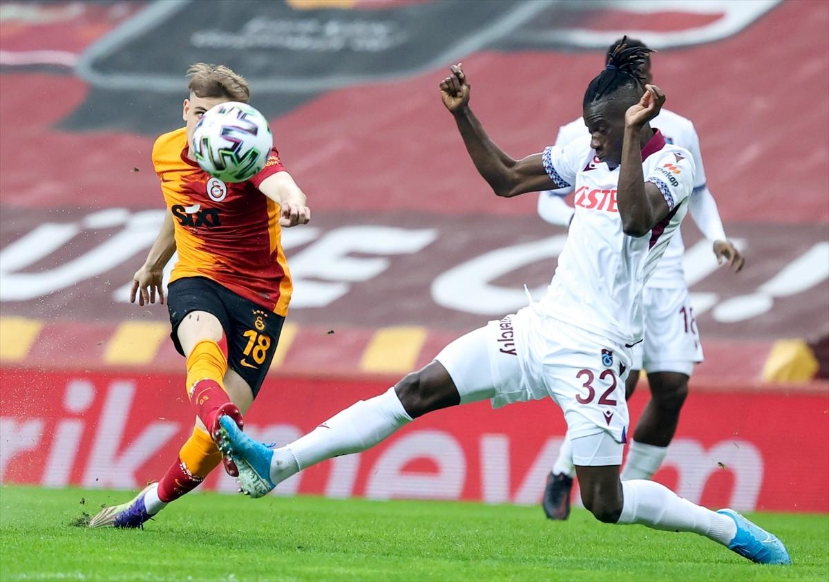 Galatasaray-Trabzonspor maçının ardından