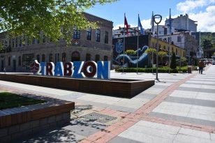 """Trabzon'da """"tam kapanma"""" sürecinin on ikinci gününde sessizlik hakim"""