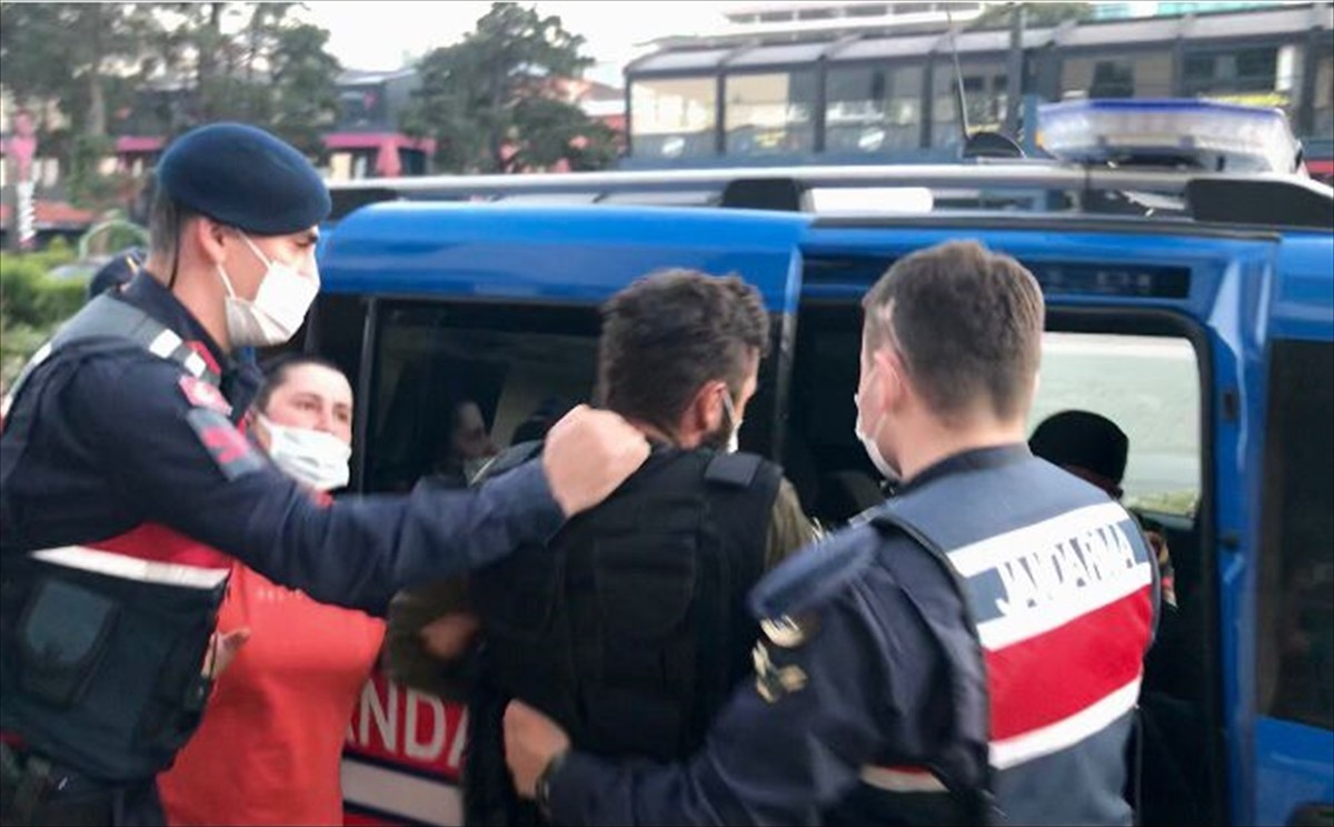 Trabzon'daki Pınar Kaynak cinayetiyle ilgili gözaltına alınan 2 zanlı tutuklandı