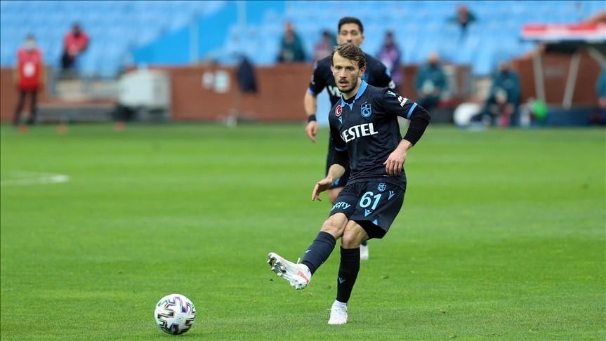 Trabzonspor'da Abdulkadir Parmak affedildi