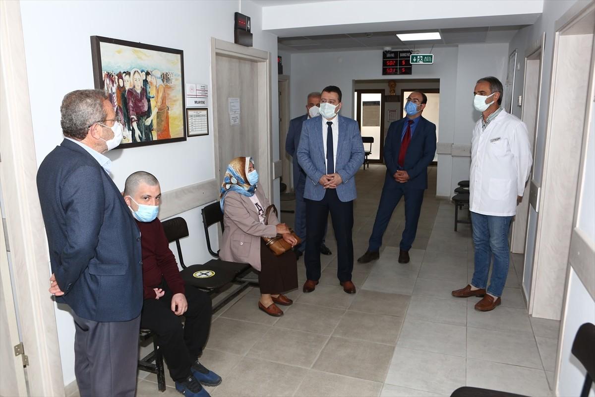 Trabzon'da salgınla mücadelede hedef nüfusun yüzde 65'i aşılandı
