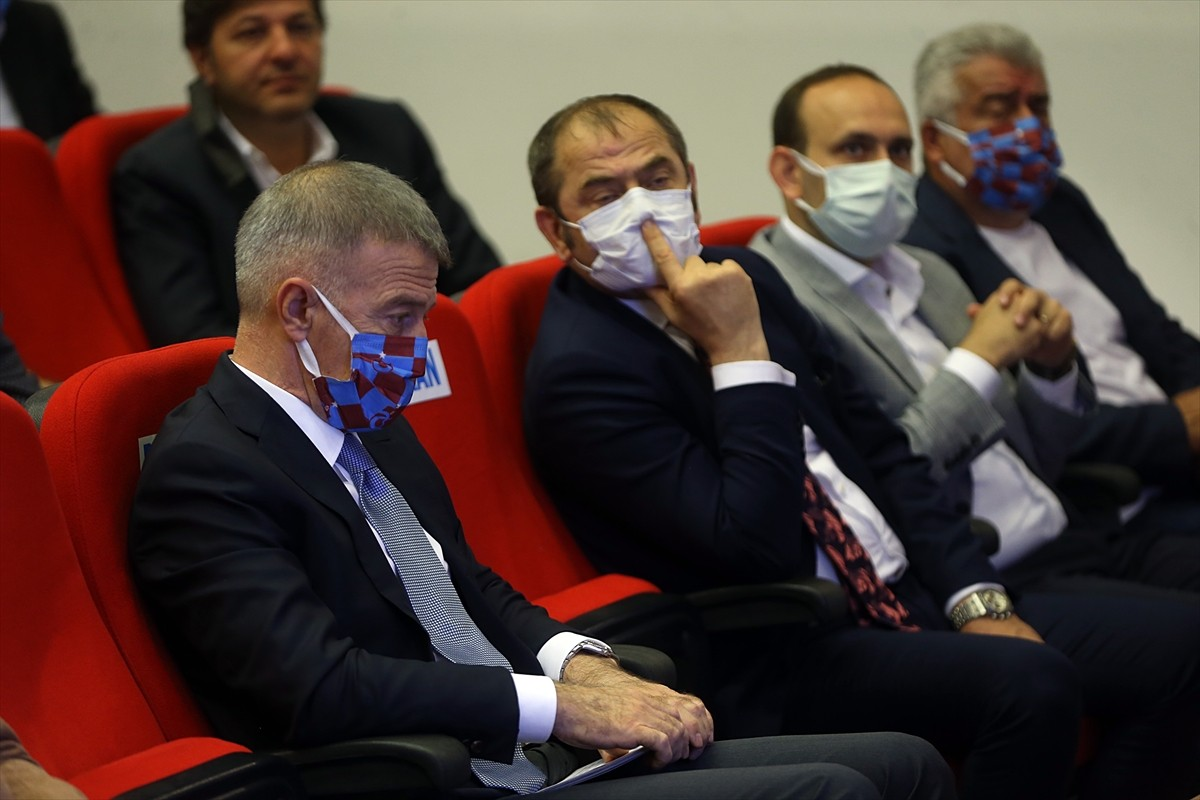 Trabzonspor Divan Başkanlık Kurulu toplandı