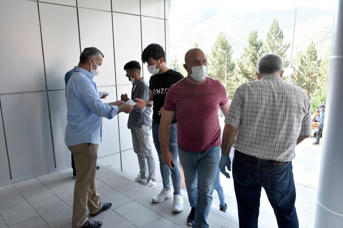 Trabzon'da YKS'nin ikinci oturumu AYT heyecanı