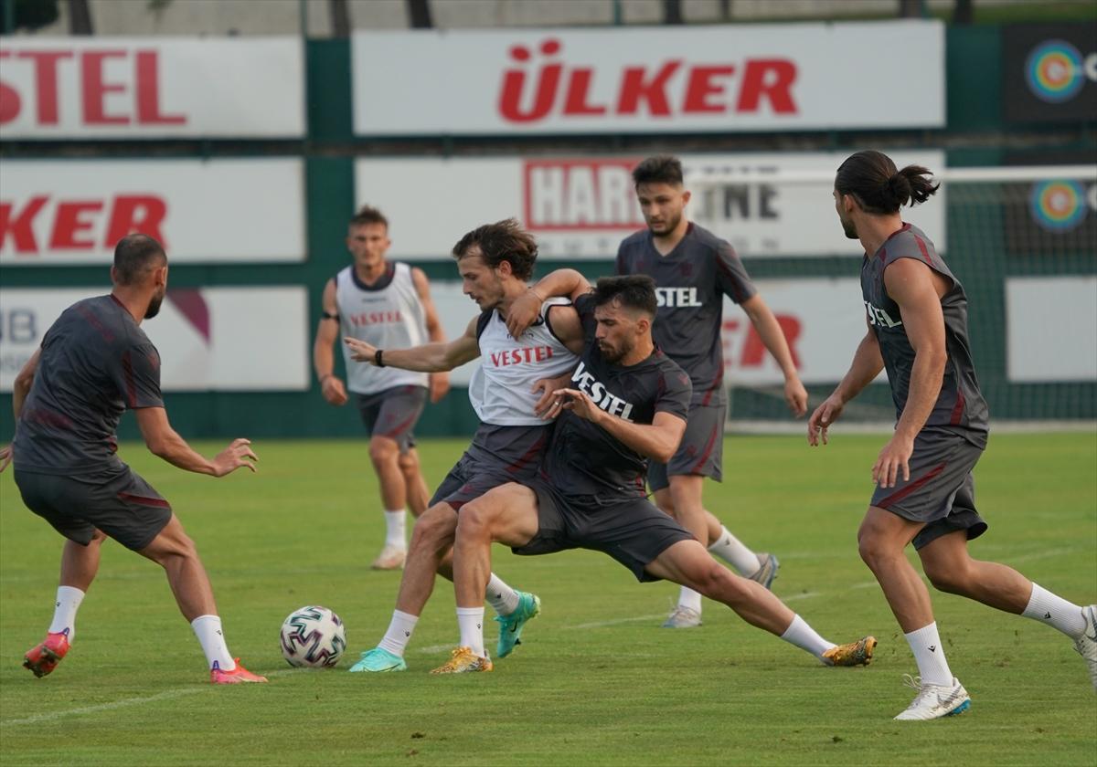 Trabzonspor, yeni sezon hazırlıklarını sürdürüyor yeni sezon hazırlıklarını sürdürüyor