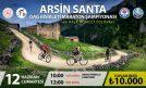 Arsin Santa Dağ Bisikleti Maraton Şampiyonası ve Halk Bisiklet Festivali