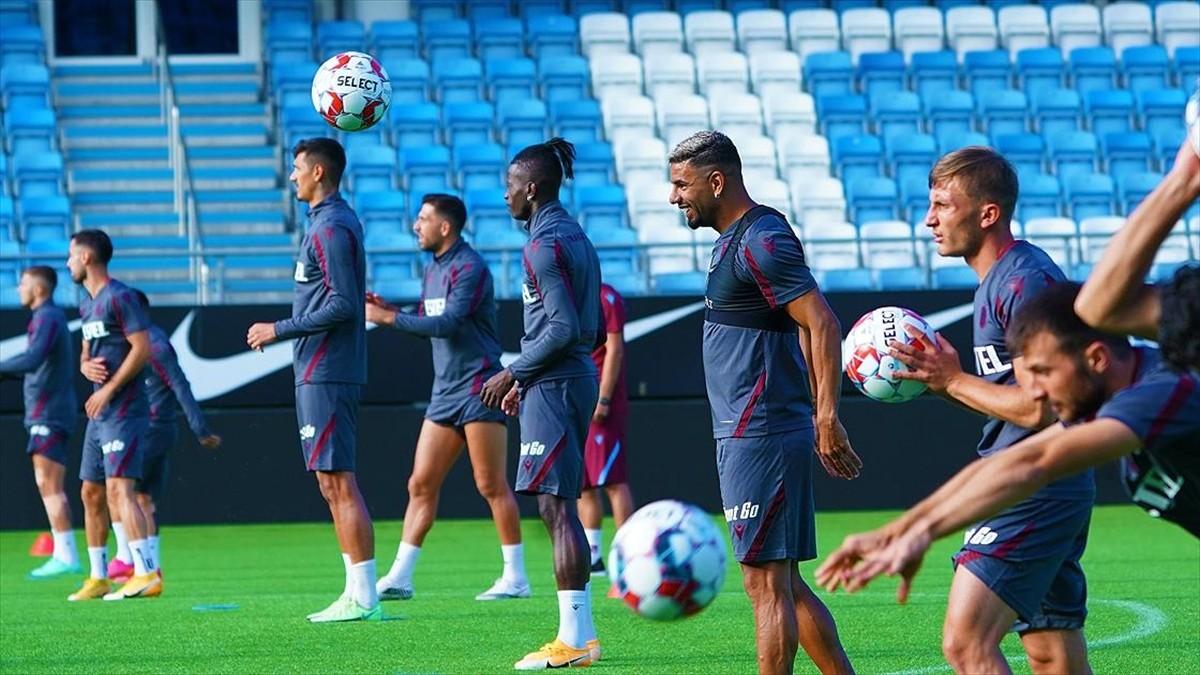 Trabzonspor Sivasspor'u konuk edecek