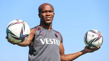Trabzonspor'da Nwakaeme'nin MR'ı çekildi
