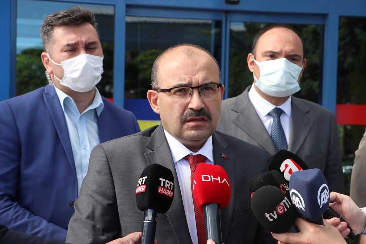 Trabzon Valisi İsmail Ustaoğlu, açıklamada bulundu