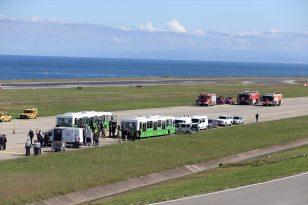 Trabzon Havalimanı pist onarım çalışmaları nedeniyle uçuşlara kapatıldı