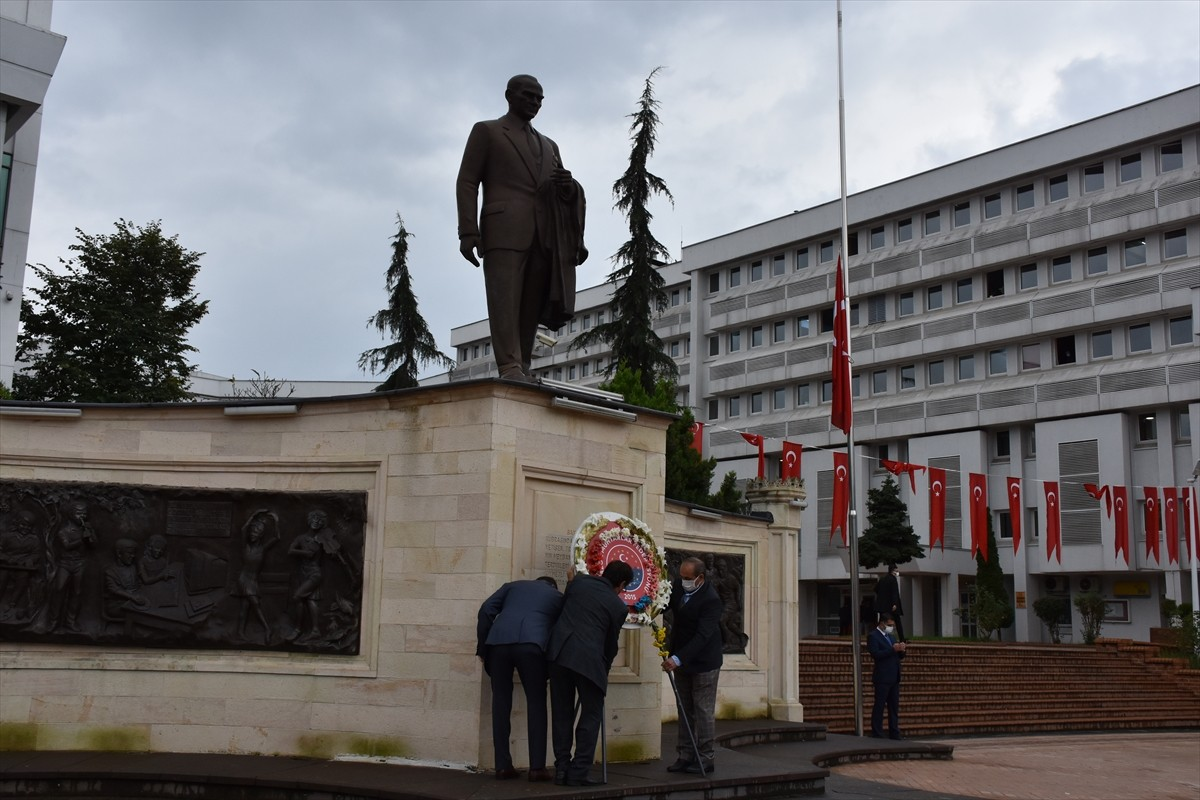 Muhtarlar Günü, Trabzon'da törenle kutlandı